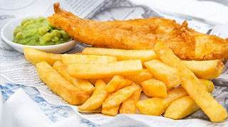 Fish and chips slogans