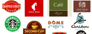 Slogans for Coffee houses of Canada