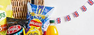 Slogans for Food brands of the United Kingdom